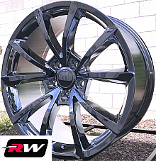 Dodge Durango Wheels 20x9 Grand Cherokee SRT Trackhawk Chrome OE Replica Rims
