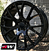 20x9 20x10 Wheels for Dodge Challenger Gloss Black Rims SRT Hellcat 5x115