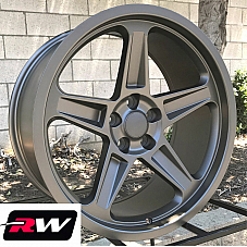 20 inch 20 x9.5 Chrysler 300 OE Replica Wheels Bronze SRT Demon Rims